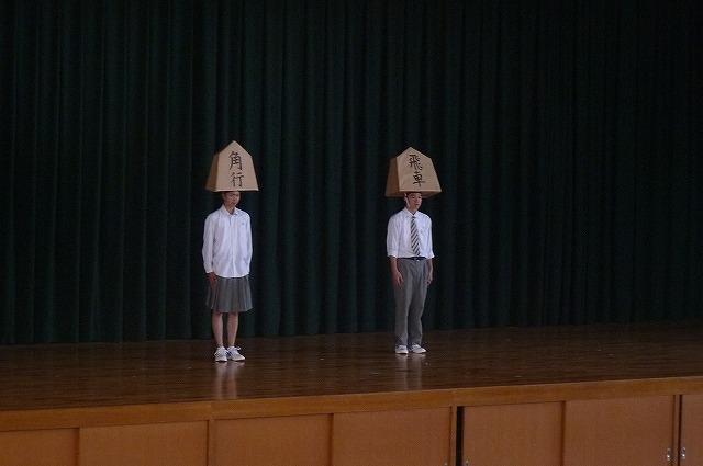 有志ステージ:A公演:すね毛そり隊