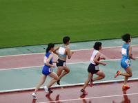 女子1500m(予選)