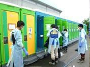 熊本地震ボランティア活動
