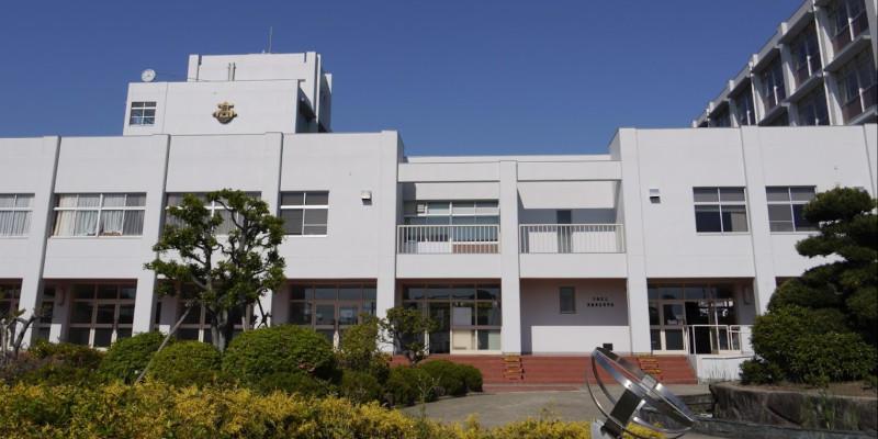 兵庫県立須磨東高等学校へようこそ!